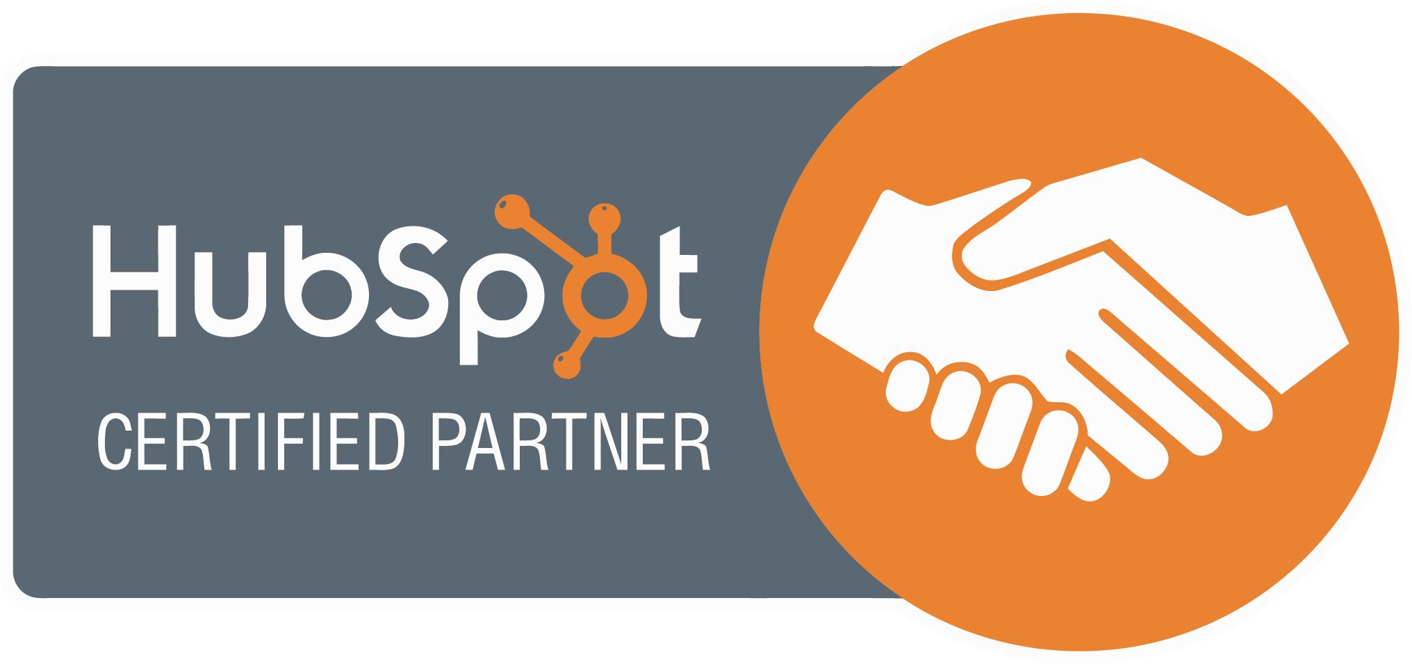 Hubspot certified partner bevis