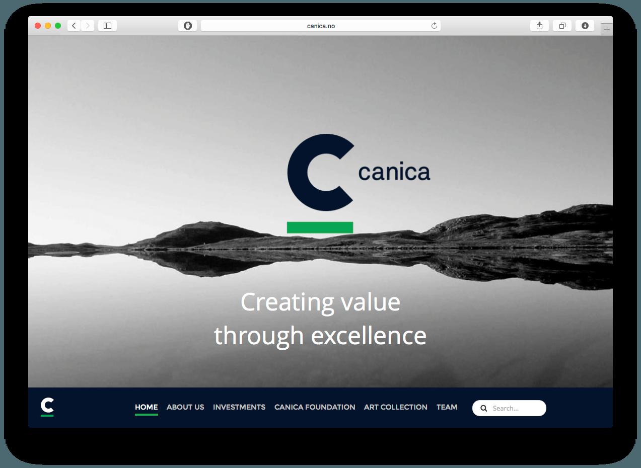 canica Webside