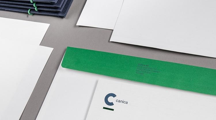 Canica trykksaker laget av Oktan Oslo