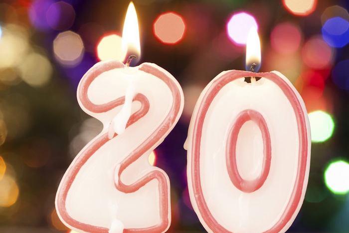 Bannerannonsen feirer 20 år - hipp hurra!