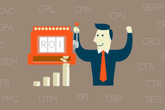 Forkortelser i digital markedsføring